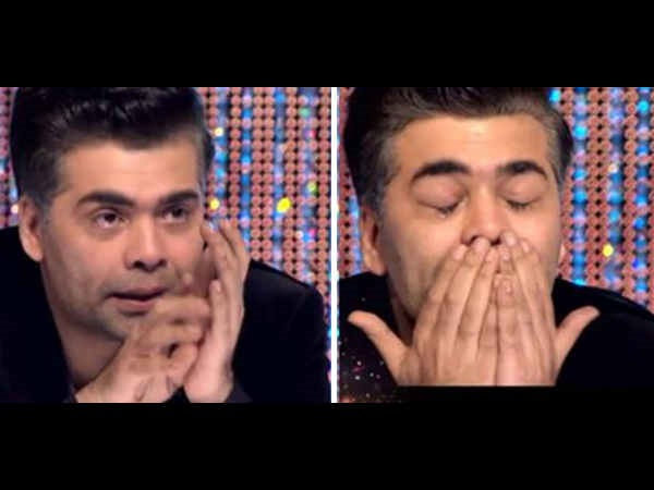 Karan Johar: I Didn't Realize There Were Tears Rolling Down My Face When I First Saw My Babies!