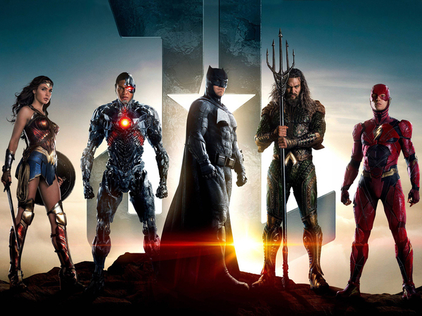 Justice League New Trailer Unveiled, But Where Is Superman?