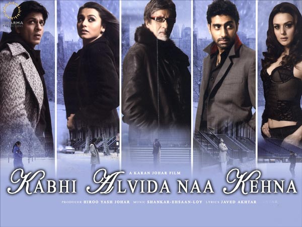 What If Shahrukh Khan's Kabhi Alvida Naa Kehna Is Remade In Malayalam?