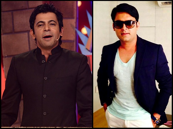 Kapil Sharma-Sunil Grover Tussle: Krushna Supports Kapil; Fans Demand 'The Sunil Grover Show'!