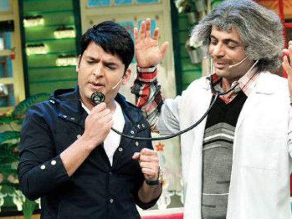 Did Kapil Sharma Throw A Shoe At Sunil Grover; Will Sunil Return To 'The Kapil Sharma Show'?