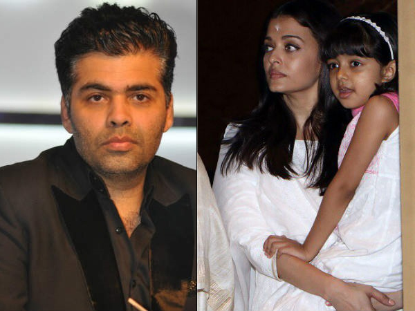 Is Karan Johar Really MIFFED With Aishwarya Rai Bachchan? Read The TRUTH!