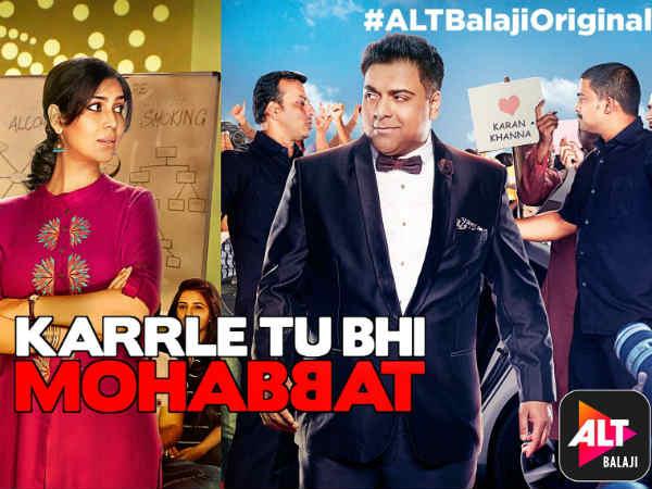 Sakshi Tanwar & Ram Kapoor Are Back; Karrle Tu Bhi Mohabbat Poster Out!