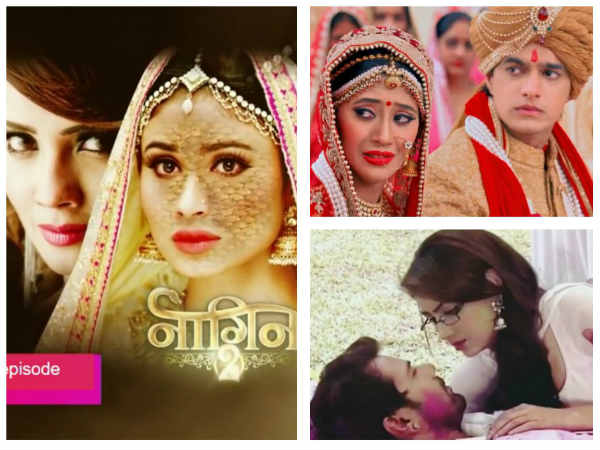 Latest TRP Ratings: Naagin 2, Yeh Rishta Kya Kehlata Hai & Kumkum Bhagya Top The TRP Chart!
