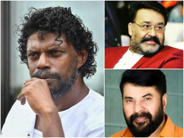 Mammootty, Mohanlal & Others Who Reacted To Vinayakan & Co. Winning The Kerala State Film Awards!