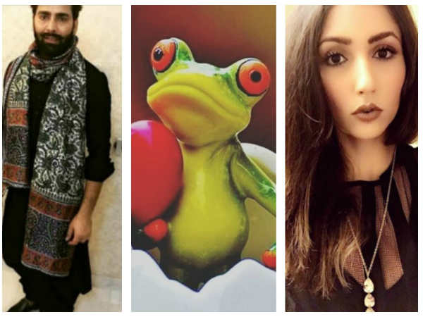 After Manveer Gujjar's Live Facebook Chat, Akansha Sharma Introduces Her BF Mr Mojo!
