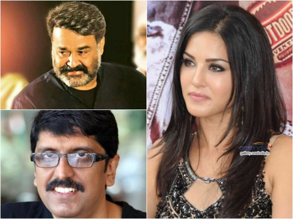 Sunny Leone's Item Number In Mohanlal's Villain? B Unnikrishnan Quashes The Rumours In Style!