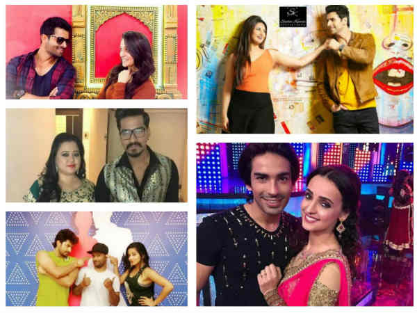 Nach Baliye 8: Divyanka-Vivek, Sanaya-Mohit.... - How Much The Celebrity Couples Are Getting Paid?