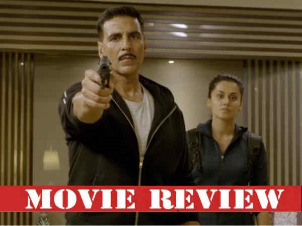 Naam Shabana Movie Review: Taapsee Pannu Hits The Bull's Eye In This Underwhelming Fare!