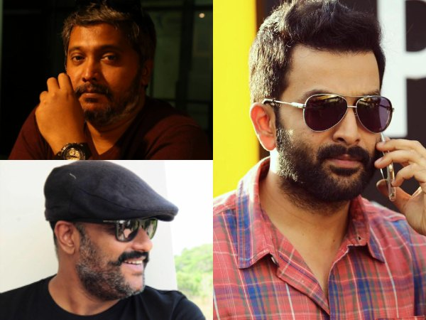 MUST READ! Prithviraj Roped In For Murali Gopy-Arun Kumar Aravind Team's Next!