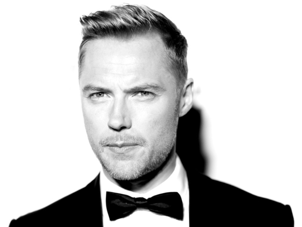 Ronan Keating Says He Was Once Rejected By A Producer