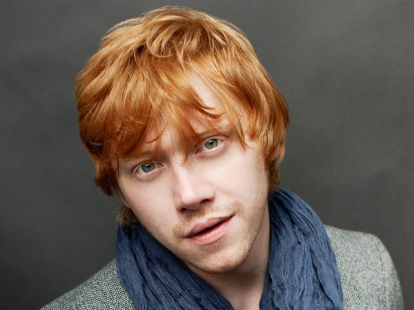 Rupert Grint Says He Is Emotionally Attached To His Harry Potter Character Ron Weasley