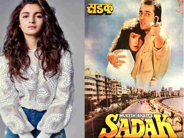 HEARD THIS: Alia Bhatt To Play Sanjay Dutt & Pooja Bhatt's Daughter In Sadak Sequel?