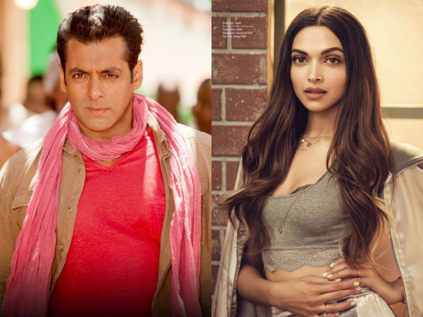 Deepika Padukone & Salman Khan Are The Highest Tax Paying Actors!