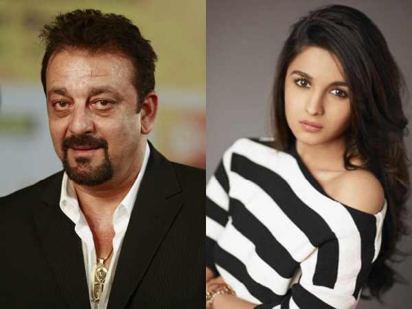 Sanjay Dutt To Play Alia Bhatt's Father In The Sequel Of 'Naam'?