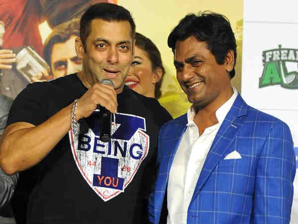 SHOCKER: Nawazuddin Siddiqui REVEALS Why Salman No Longer Invites Him To Bollywood Parties!