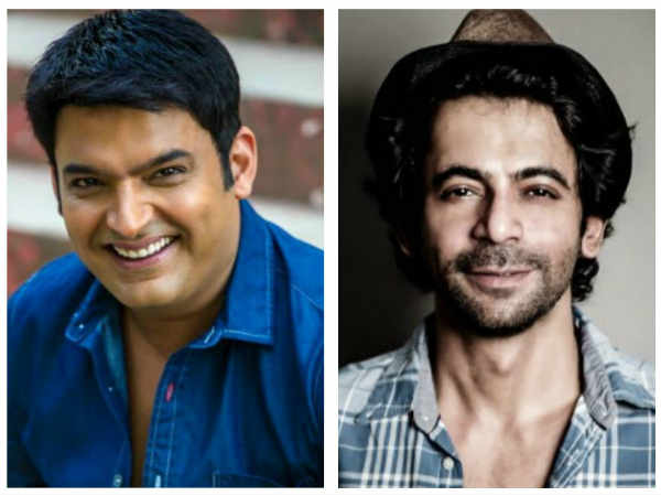 Kapil Sharma-Sunil Grover Fight: A Hurt Sunil Responds To Kapil's Apology