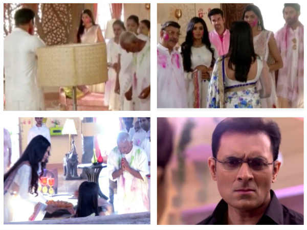 Swabhimaan Spoiler: Holi Drama In The Chauhan House Leaves Nanda Kishore Fuming!