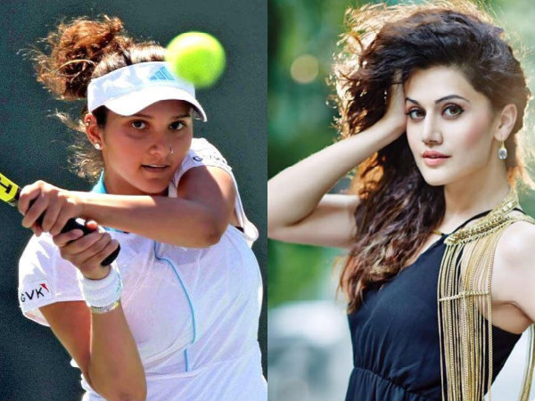 Taapsee Pannu: I'd Love To Do A Biopic On Sania Mirza & Indira Gandhi!