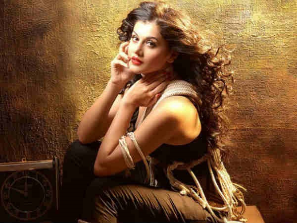 Taapsee Pannu: It's Devastating For A Girl To Hear That She Brings Bad Luck To The Films!