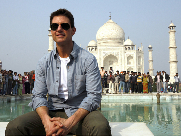 tom cruise 39 s mission impossible 6 to be filmed in india filmibeat. Black Bedroom Furniture Sets. Home Design Ideas