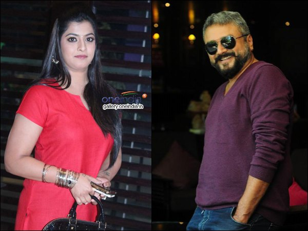 Varalaxmi Sarathkumar Roped In For Jayaram-Samuthirakkani Movie!