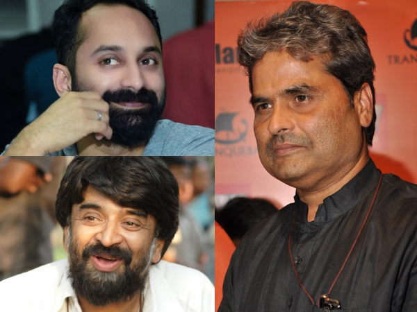 Vishal Bhardwaj Is Back To Mollywood With Fahadh Faasil-Venu's Carbon!