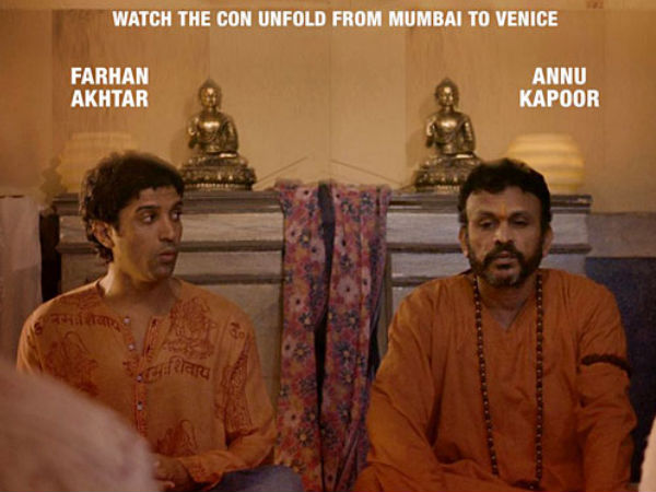 Why Isn't Farhan Akhtar Promoting His Film The Fakir of Venice? Strange!
