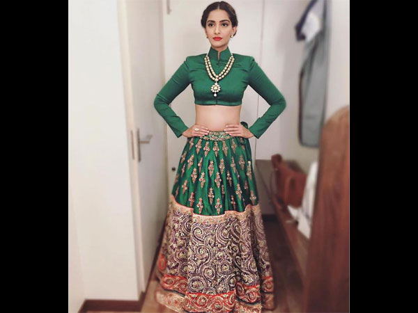 OMG! The Reason Why Sonam Kapoor Said You Might Call Me A Bimbo & A Naachne Waali But...