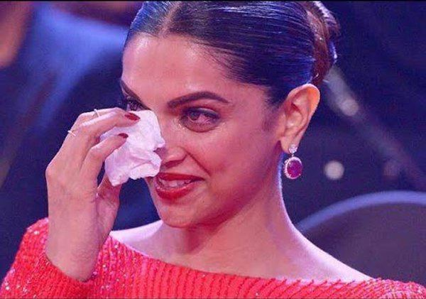 Which Film Has Recently Made Her Cry?