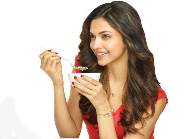 Deepika's Favourite Food