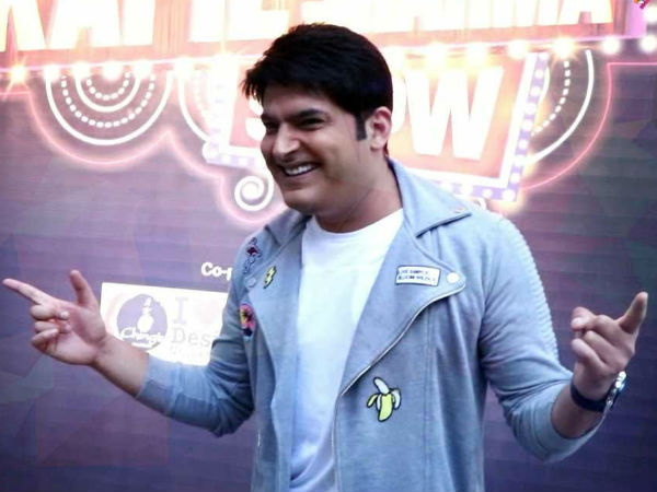 Kapil Sharma Has Changed After Sony's Warning