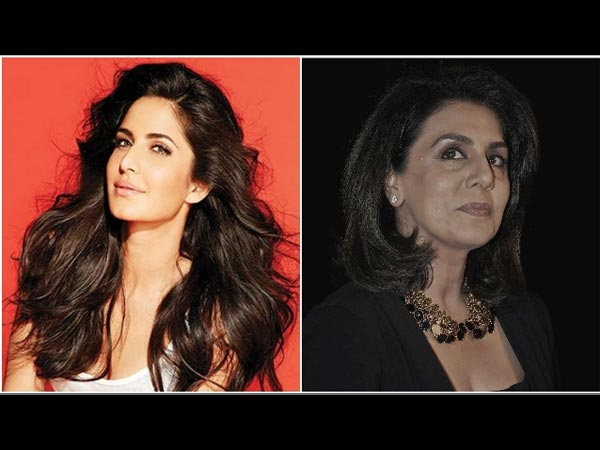 When Katrina Took A Dig At Neetu Kapoor