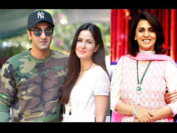 Neetu Didn't Attend The Kapoors' Christmas Bash Because Of Katrina