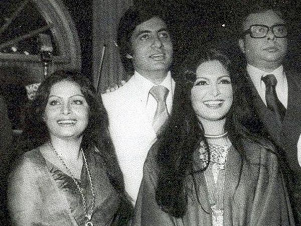 Parveen Even Filed A police Complaint Against Amitabh