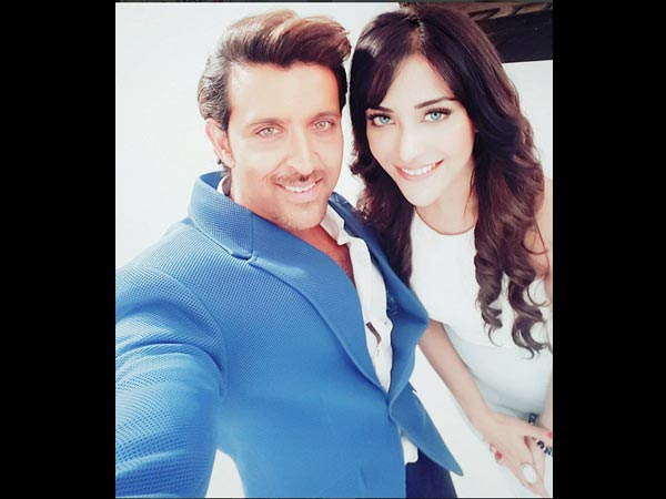 Polish model Angela apologises to Hrithik Roshan