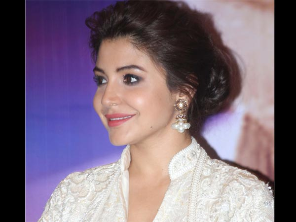 I Didn't Talk To Anushka Sharma