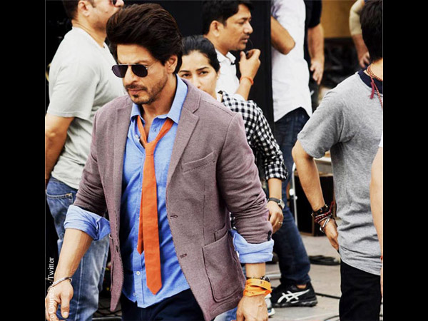 Gear Up For SRK's Next