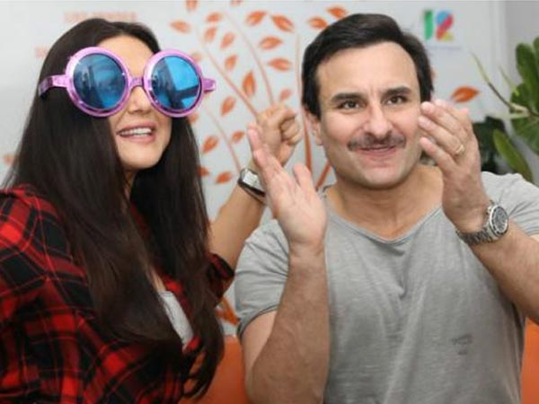 saif ali khan and preity zinta relationship