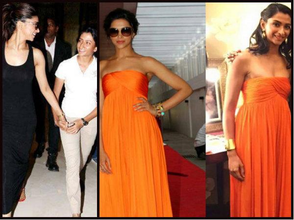 Deepika Padukone Shares Childhood Picture, Deepika Looks ...