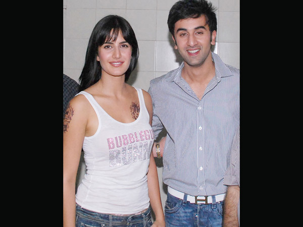 Ranbir Was Trying Hard To Get Friendly With Katrina