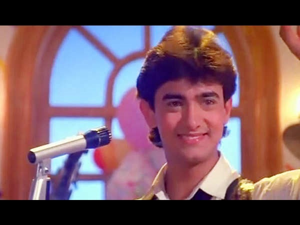 The Good-Looking Boy Was None Other Than Aamir Khan