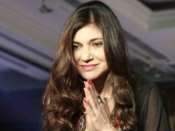 One Of The Most Noted Playback Singers Of All Times- Alka Yagnik