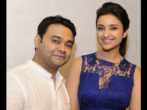 Parineeti Went Emotional During The Shoot