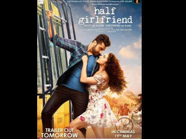 New Poster Of Half Girlfriend