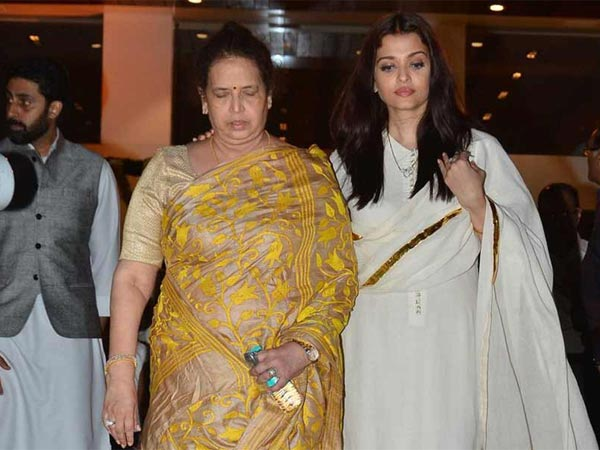 Aishwarya Rai Has Taken Her Father's Death Very Badly
