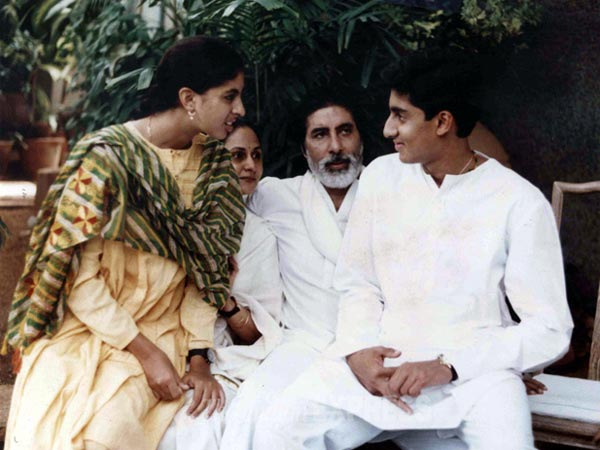 The Bachchan's