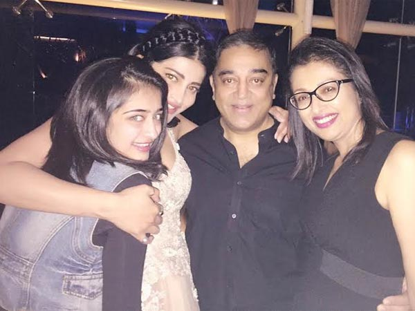 The Haasan's