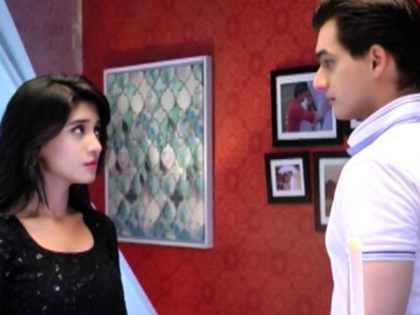 Yeh-Rishta Kya Kehlata Hai Spoiler: Naira Gets Uncomfortable