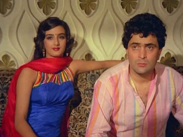 Rishi Kapoor Had Shared Screen Space With Farah Naaz In Many Films